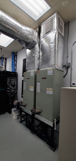 Data Room Air with Backup