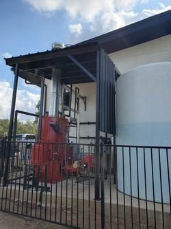 1MMBTU Steam Boiler and Distribution
