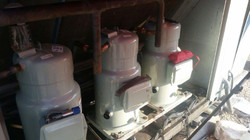 RTU Multi Stage Compressor Repair