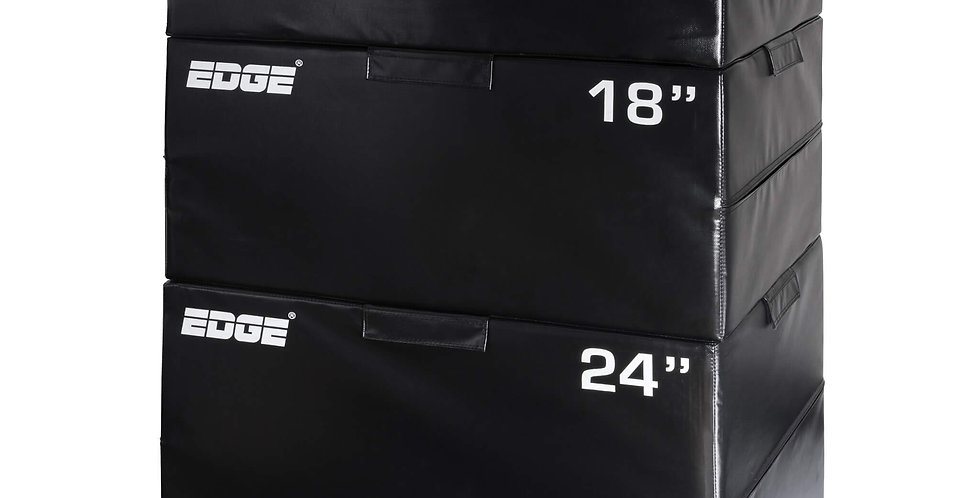 4 Level Soft Plyo Boxes