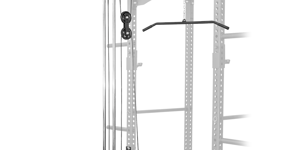 Power Rack Cable Attachment