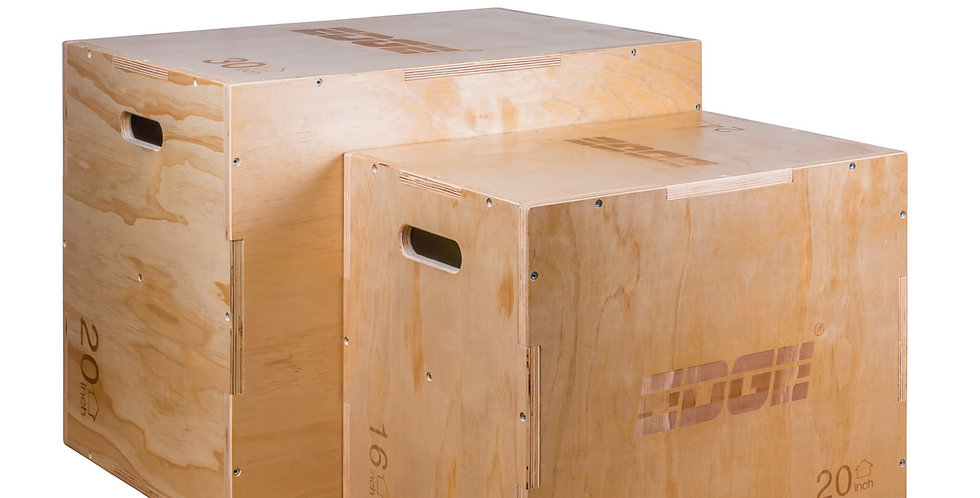 Elite Wooden Plyo Box