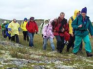 Hiking Newfoundland