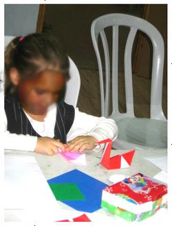 סדנת אוריגמי לילדים