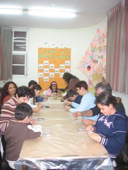 סדנת הורים וילדים באוריגמי