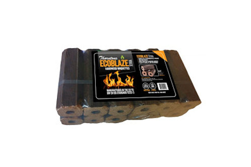 Thorntons Eco Blaze Smokeless Wood Briquettes - 12 Pack