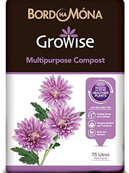 BNM Growise Multipurpose Compost 75ltr