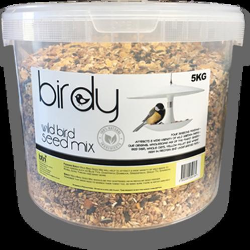Birdy Wild Bird Seed Mix - 5kg