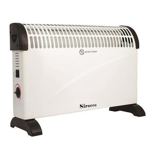 Sirocco Convector Heater 2kw