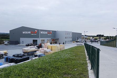 Wogan Build Centre Outside