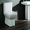 Thumbnail: Brooklyn Fully Shrouded Close Coupled WC Complete