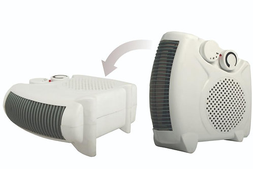 Sirocco Dual Fan Heater