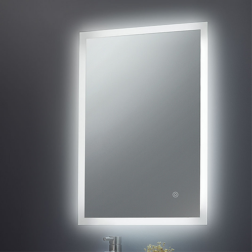 Alfie Bluetooth 500x700 LED Mirror