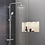 Thumbnail: Grohe Euphoria 260 Exposed Shower System