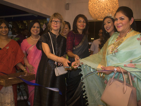 'Urban Island'concept store for 'designed & made in Sri Lanka' fashion & homeware, now open in Col 7