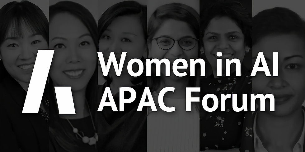 Women in AI APAC Forum