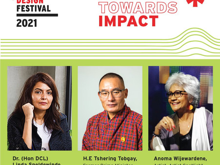 Sri Lanka's First-Ever Virtual Design Festival to Showcase 'Designed and Made in Sri Lanka' Globally
