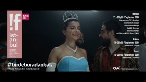 IF Istanbul Princess and Frog - TVC