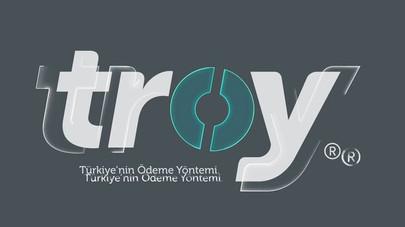 TROY Logo Animation - Turkey