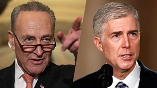 Schumer Reaches New Low in Threatening Justices