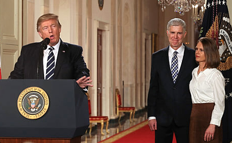 Podcast: The Trump Administration and the Judicial Confirmation Process