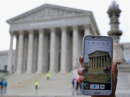 Carving Out Privacy Rights: Carpenter v. US