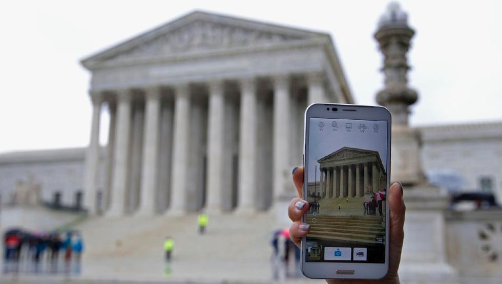 New Technology, Same Principles: The Supreme Court and Tech
