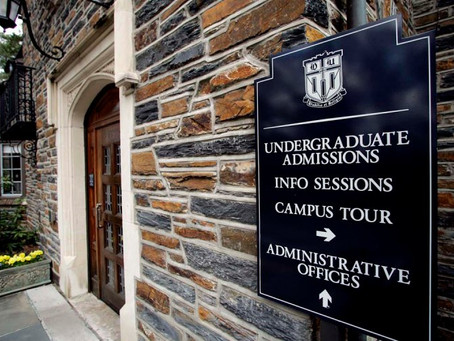 Justice Department Should Investigate Unintended Consequences of Affirmative Action in College Admis