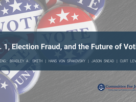 H.R. 1, Election Fraud, and the Future of Voting