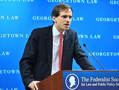 Senate Confirms Katsas to Federal Appeals Court in Washington, D.C.