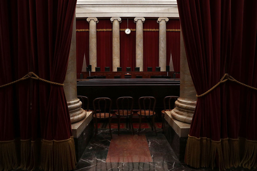 Special Report: The Coming Supreme Court Shake-Up