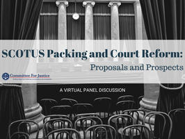 Video: Court Packing and Reforms: Proposals & Prospects