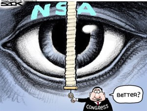 Justices Join Obama in Addressing NSA Controversy