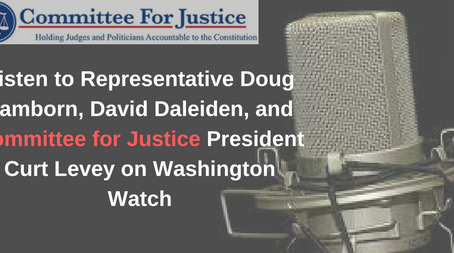 Rep. Doug Lamborn, David Daleiden, and Curt Levey on Washington Watch