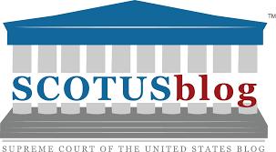 Supreme Court Blog Logo