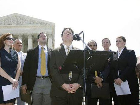 CFJ Fights for Free Speech at High Court, Files Brief in McCutcheon v. FEC