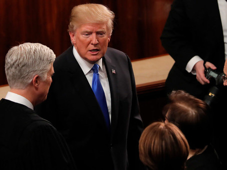 Fact Check: Does Trump Have the Most Successful Judicial Nomination Record Since George Washington?