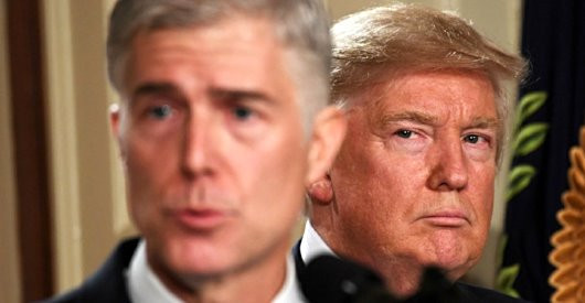 Unlike the judges at the 9th Circuit, Judge Neil Gorsuch had devoted his career to upholding rule of law under the Constitution.