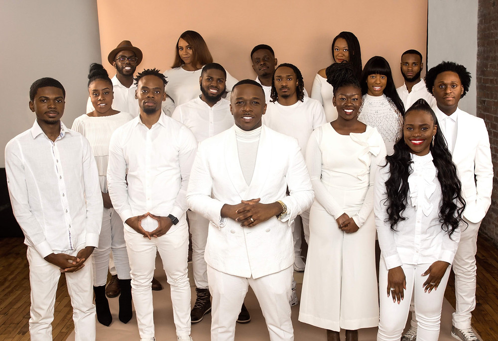Odayne Rhoden and the Worship Experience