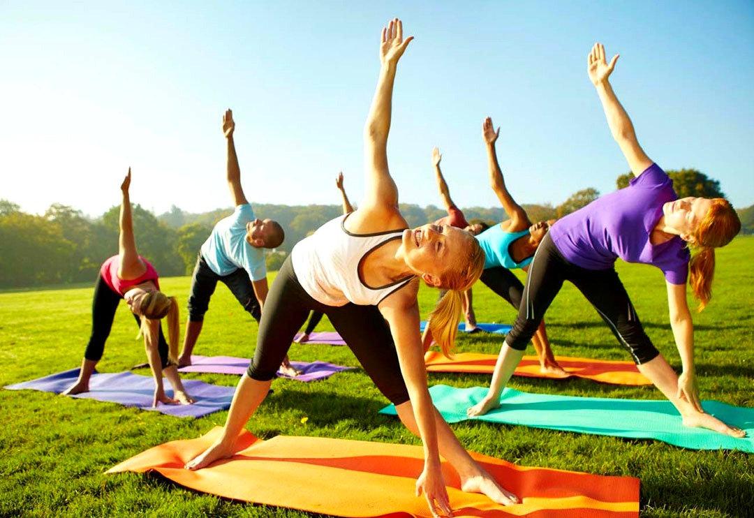 Yoga x4 Classes