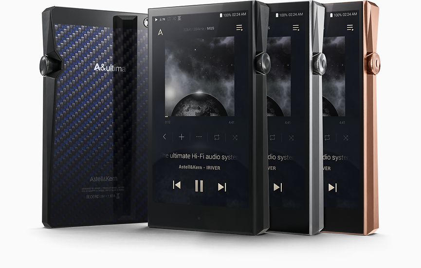 Astell & Kern Ultima SP1000 Music Player