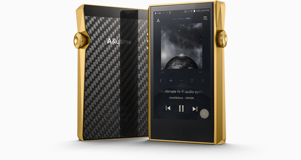 Astell & Kern Ultima SP1000M GOLD Music Player