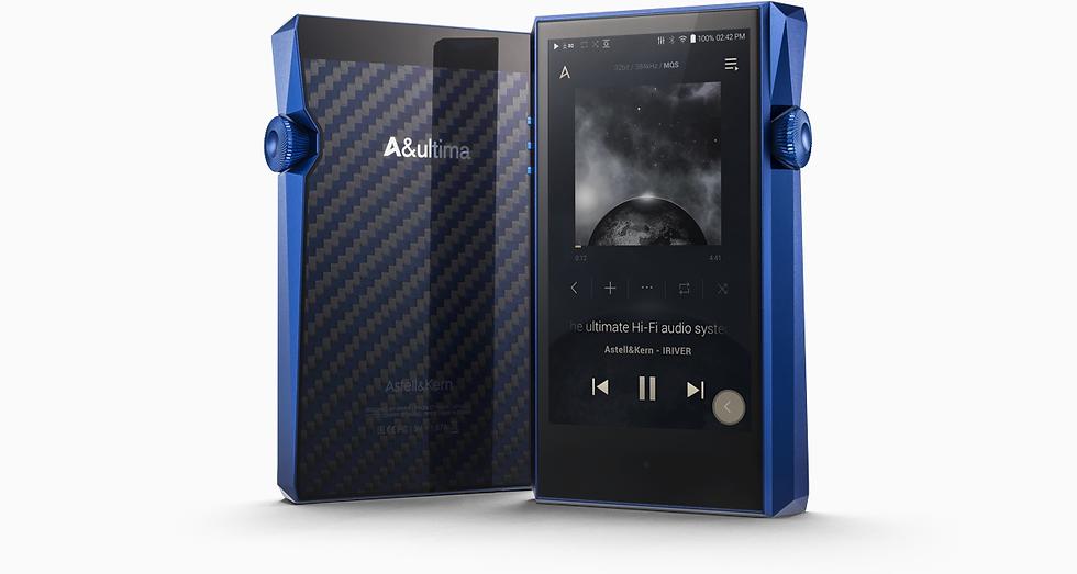 Astell & Kern Ultima SP1000M Music Player