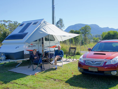 Why Caravans Need a GPS Tracking Device