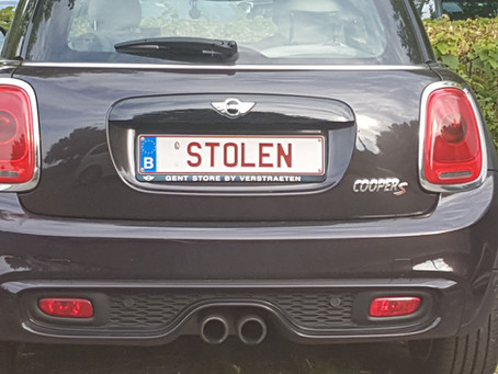 What Should you do if Your Car is Stolen?