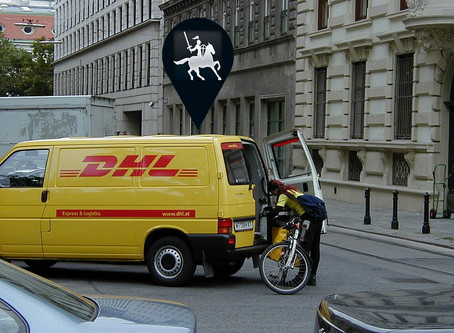 Couriers, Delivery Drivers and GPS Tracking