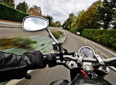 Australian Motorcycle Theft Statistics