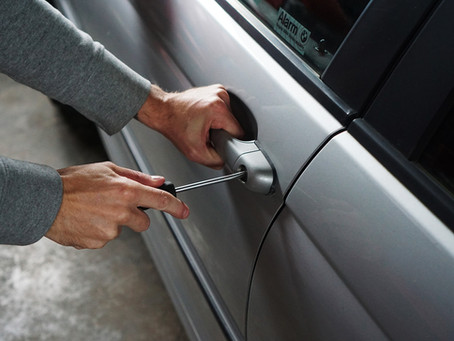 Five Misconceptions about Car Theft
