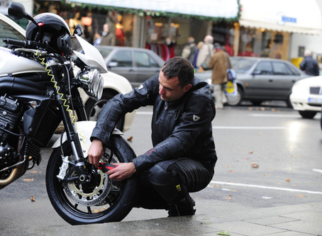 Motorcycle Thefts on the Rise!