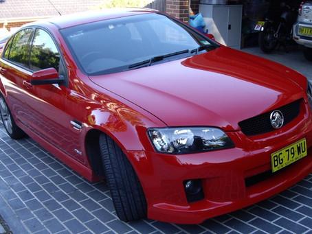 Top 5 Most Stolen Cars in Australia (2018)